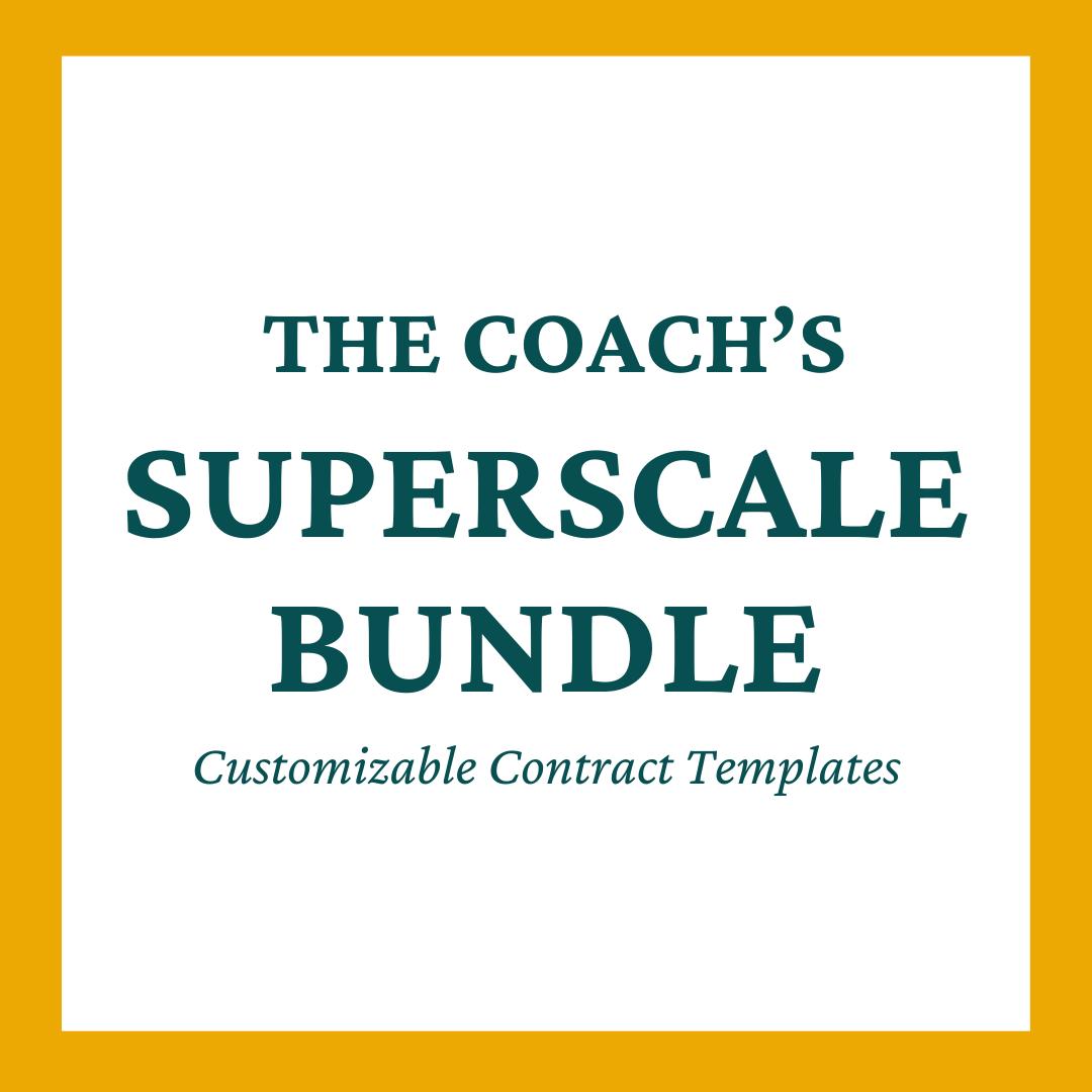 The Coach's SuperScale™ Bundle